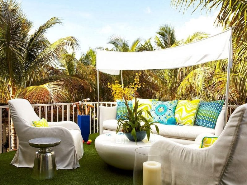 Coconut Canopy - sundeck designs