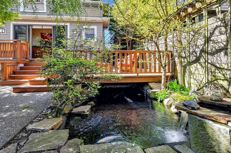 Koi Pond -Sundeck Designs
