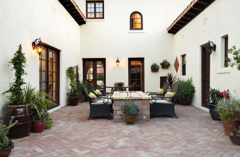 Patio Color Ideas