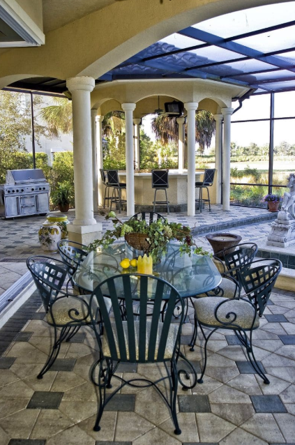 Barbecue Patio Ideas