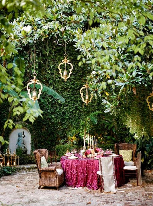 Outdoor decoration ideas