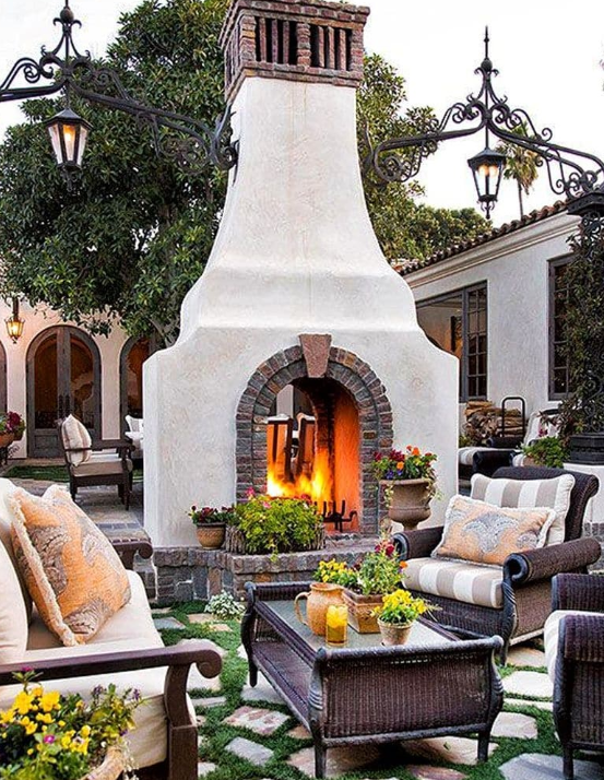 Spanish Colonial Patio